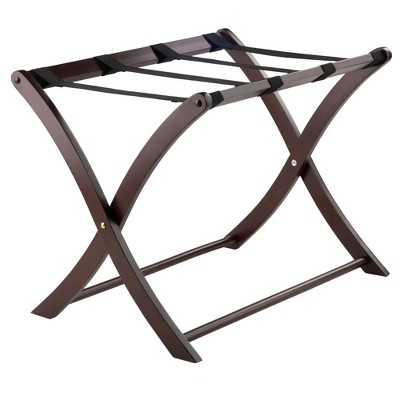 Scarlett Luggage Rack Cappuccino - Winsome
