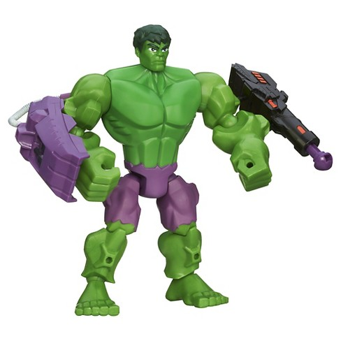 Marvel Super Hero Mashers Hulk Action Figure - image 1 of 11