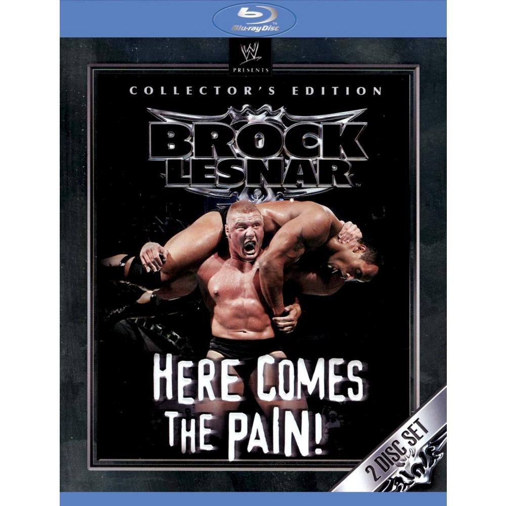 Brock Lesnar (Blu-ray), Movies