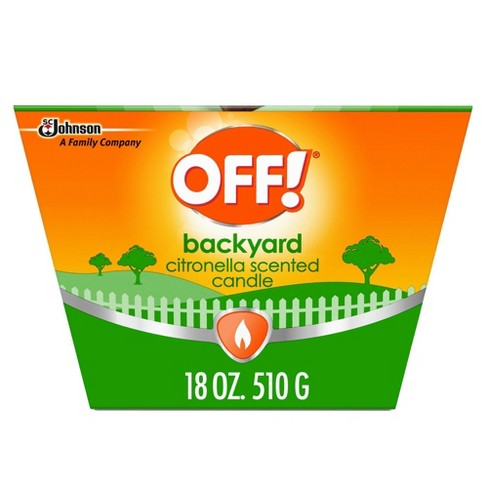 OFF! 18oz Citronella Bucket Candle - image 1 of 4