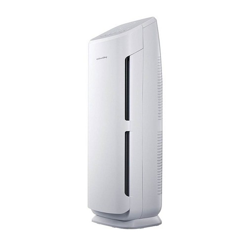 Coway AP-1216L 4 Stage Filtration Air Purifier Tower w/ True HEPA Filter, White - image 1 of 4
