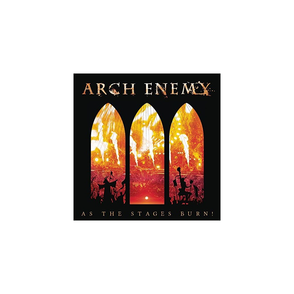 Arch Enemy - As The Stages Burn (Vinyl)