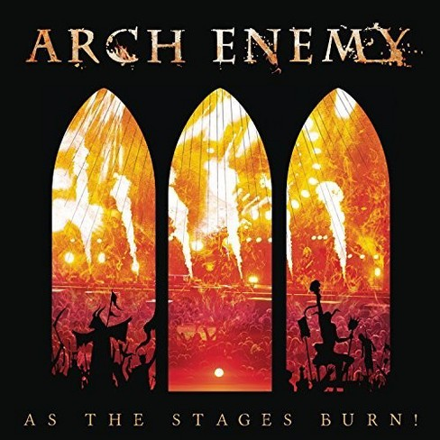 Arch Enemy - As The Stages Burn (Vinyl) - image 1 of 1
