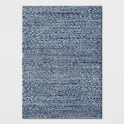 Chunky Knit Wool Woven Rug - Project 62™