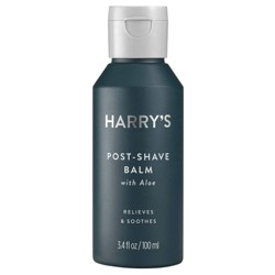 Harry's Soothing Post-Shave Balm with Aloe - 3.4oz