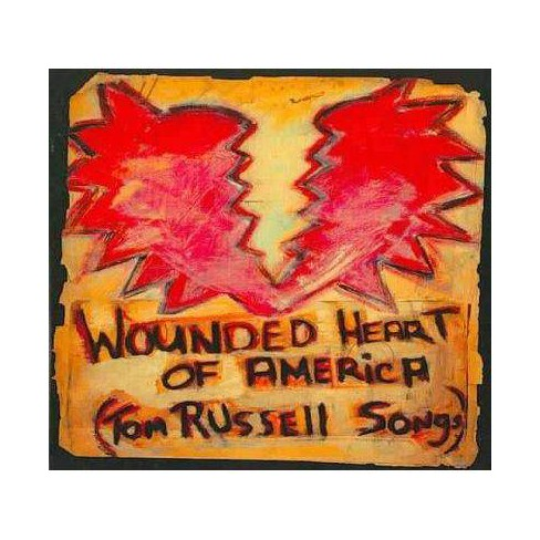 Tom  Tom; Russell Russell - Wounded Heart of America (Digipak) (CD) - image 1 of 1