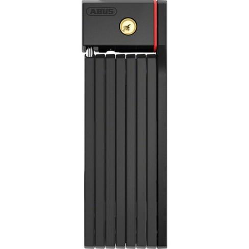 ABUS uGrip Bordo BIG 5700 Folding Lock - 100cm/3.3ft, Keyed, Black - image 1 of 1