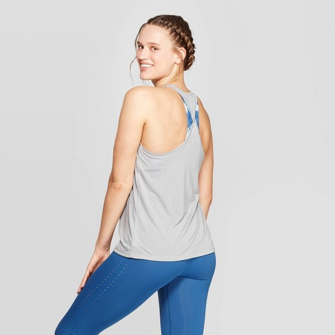 Women's Twist Back Tank Top - JoyLab™ - image 1 of 3