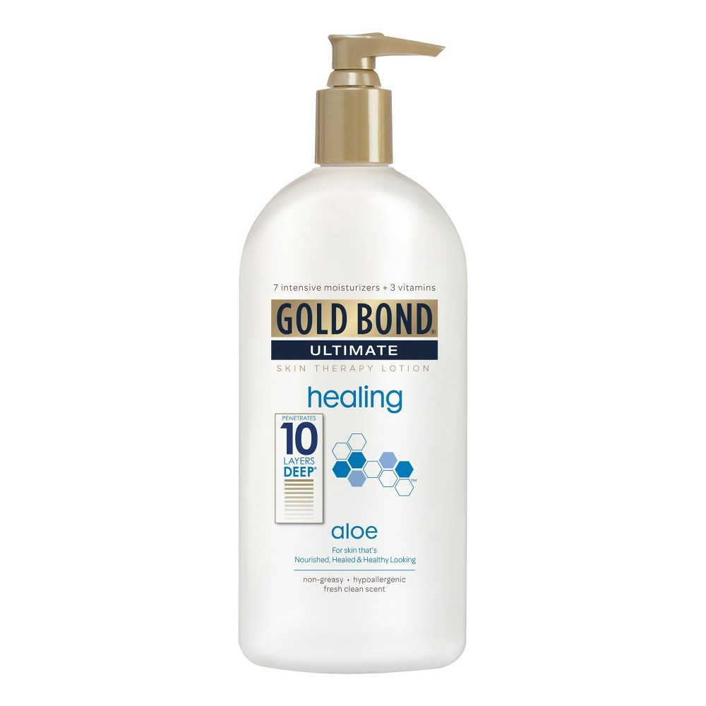 Image of Gold Bond Ultimate Healing Hand and Body Lotions - 14oz