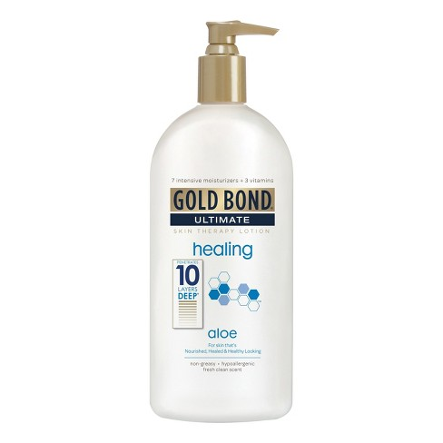 Gold Bond Ultimate Healing Hand And Body Lotions - 14oz - image 1 of 2