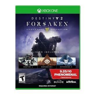 Destiny 2 Forsaken: Legendary Collection - Xbox One
