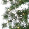 6ft Sterling Tree Company Flocked Slim Alpine Tree Artificial Christmas Tree - image 2 of 4