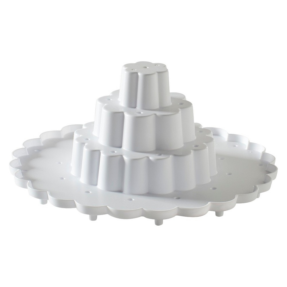 Image of Nordic Ware Tiered Pops Display Stand - White