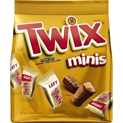 Twix Mini's - 9.7oz