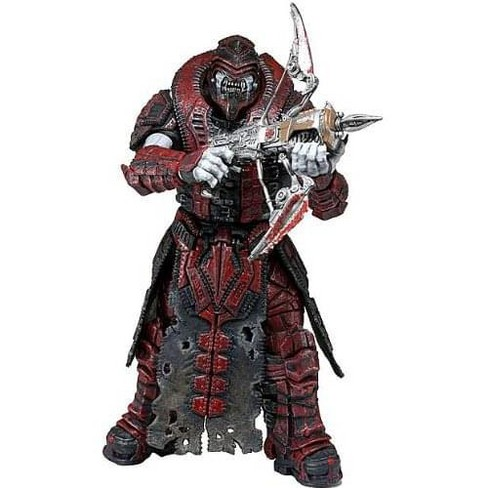 """Neca Gears Of War 3 Exclusive 7"""" Figure Theron Sentinel - image 1 of 1"""