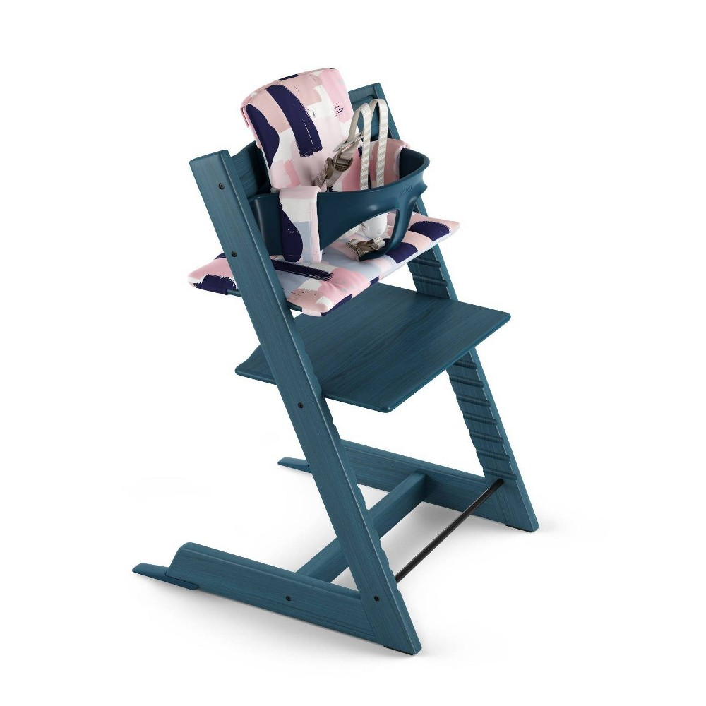 Image of Stokke Tripp Trapp High Chair Cushion - Paintbrush