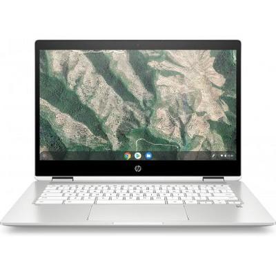 "HP Chromebook x360 14"" Touchscreen Laptop Intel Celeron 4GB RAM 32GB eMMC Ceramic White - Intel Celeron N4000 Dual-core - Touchscreen"