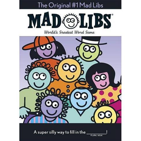 Original #1 Mad Libs (Paperback) (Roger Price & Leonard Stern) - image 1 of 1