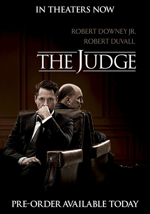 The Judge (Includes Digital Copy) (UltraViolet) (dvd_video) - image 1 of 1