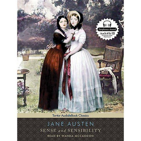 Sense and Sensibility - by  Jane Austen (Mixed media product) - image 1 of 1