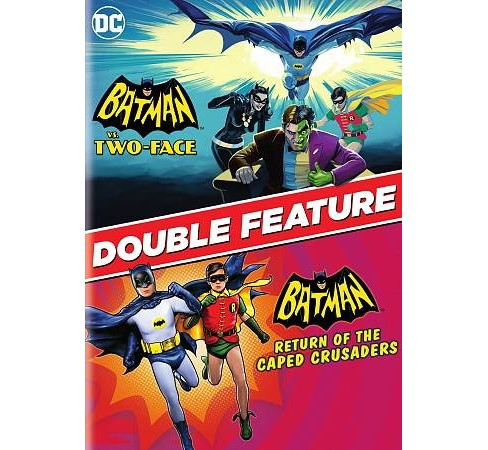 Batman Vs Two Face/Batman Return Of (DVD) - image 1 of 1