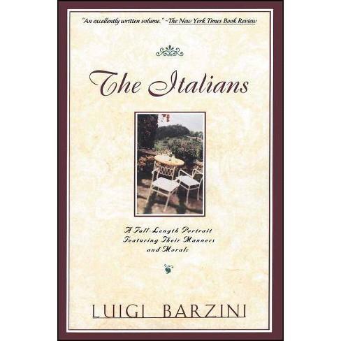 Italians - by  Luigi Barzini (Paperback) - image 1 of 1