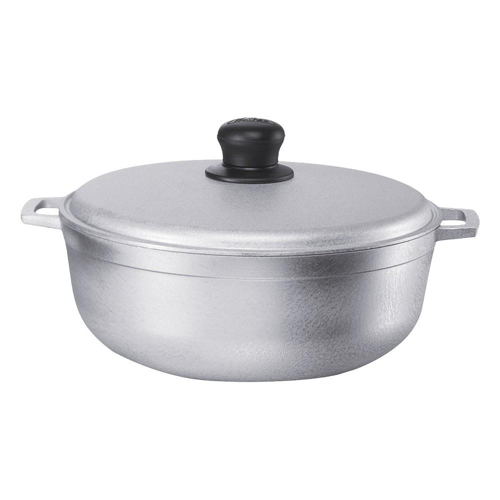 Imusa Caldero Cookware Set, Silver
