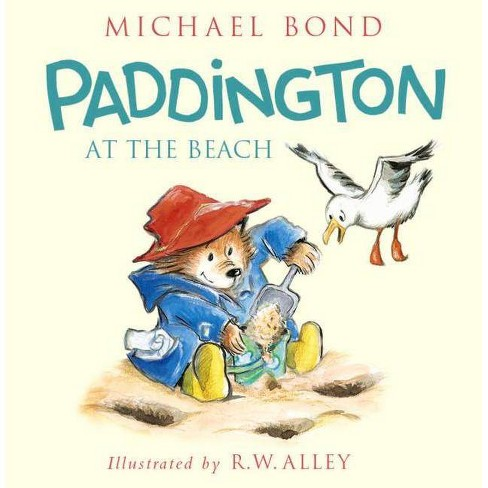 Paddington at the Beach - by  Michael Bond (Hardcover) - image 1 of 1