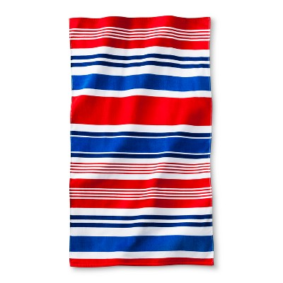 Beach Towels Sneaky Blue