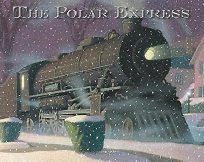 Polar Express (Anniversary)(Mixed media product)by Chris Van Allsburg