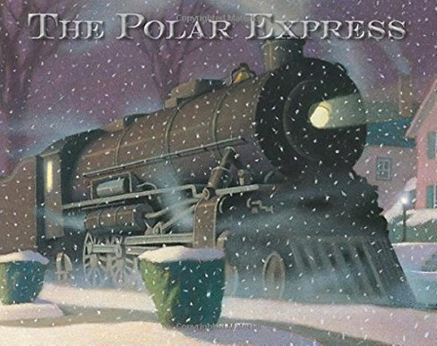 Polar Express (Anniversary) (Mixed media product) by Chris  Van Allsburg - image 1 of 1