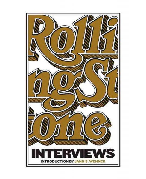 Rolling Stone Interviews -  (Paperback) - image 1 of 1