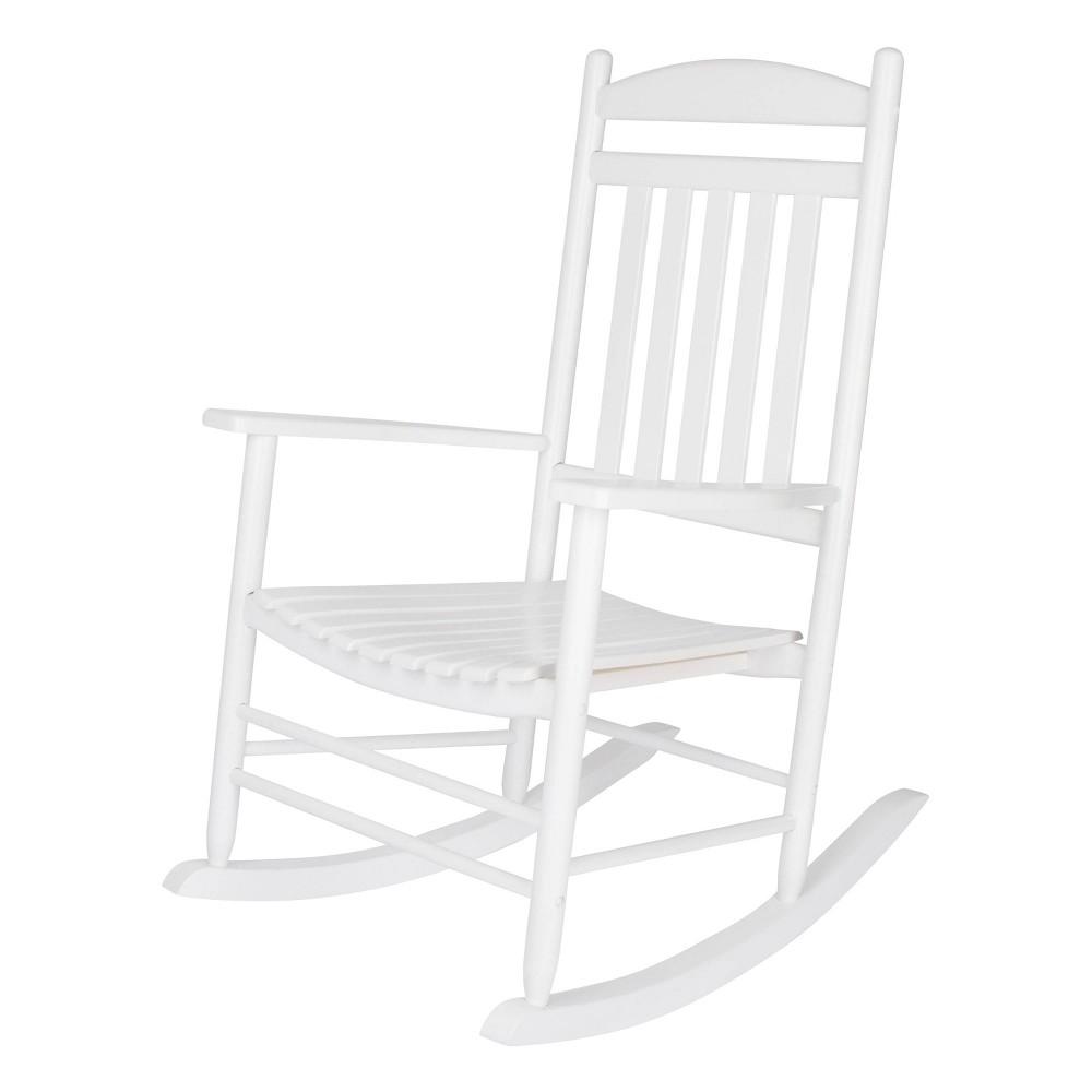 Image of Maine Porch Rocker - White