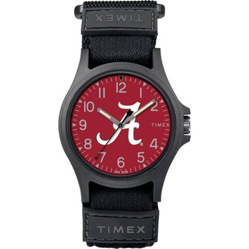 NCAA Alabama Crimson Tide Tribute Collection Pride Men's Watch - image 1 of 1