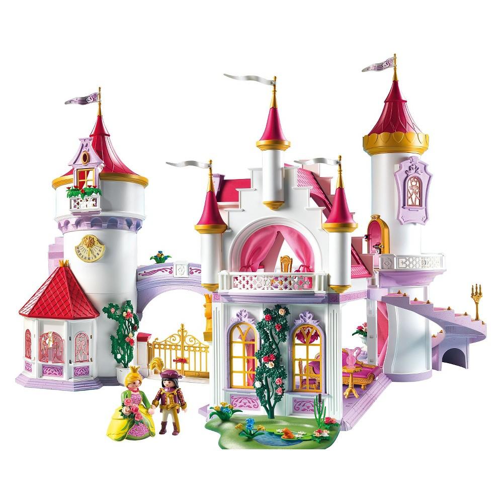 Playmobil Princess Fantasy Castle Playset, Multi-Colored