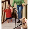 KidCo Safeway Baby Gate - Black - image 2 of 4