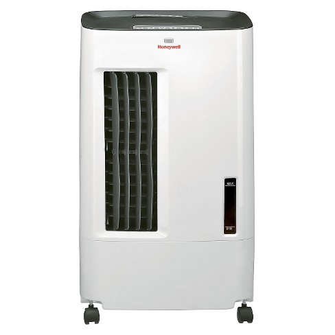 Honeywell -  Indoor Evaporative Air Cooler - White - image 1 of 3