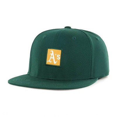 MLB Oakland Athletics Near Side Patch Men's Hat