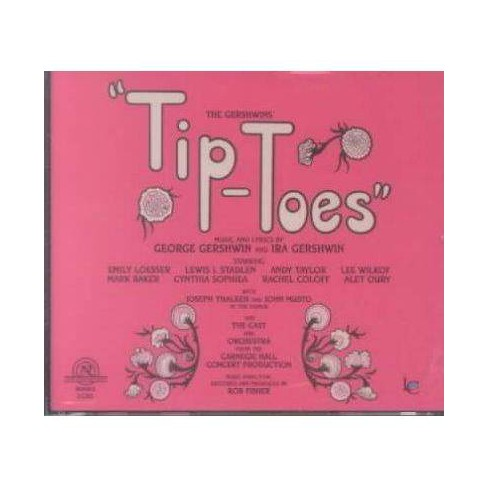 George  Gershwin &  Ira - Tip-Toes/Tell ME More (CD) - image 1 of 1