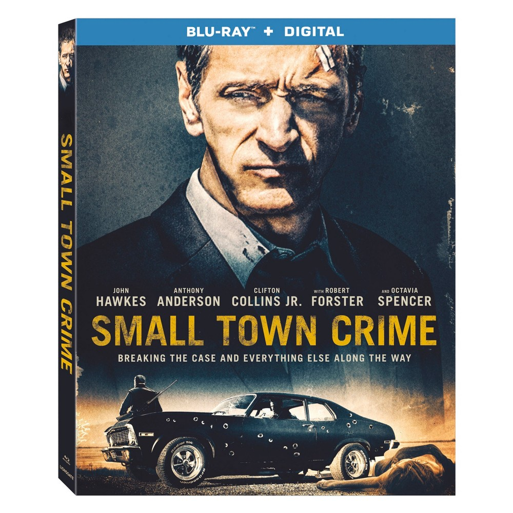 Small Town Crime (Blu-ray + Digital)