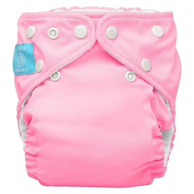 Charlie Banana Reusable Diaper 1 pack One Size - Baby Pink
