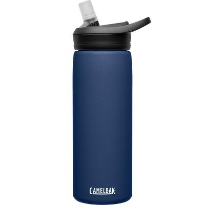 CamelBak Eddy+ 20oz Vacuum Insulated Stainless Steel Water Bottle - Navy Blue