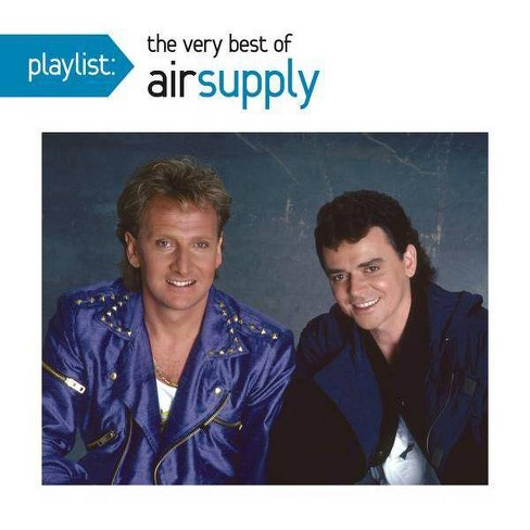 Air Supply - Playlist: The Very Best of Air Supply (CD) - image 1 of 1