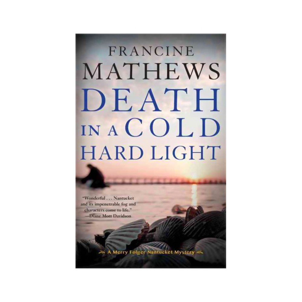 Death in a Cold Hard Light (Reprint) (Paperback) (Francine Mathews)