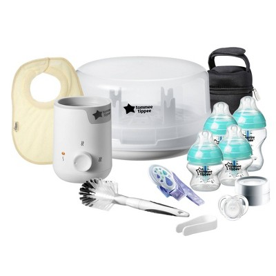 Tommee Tippee Advanced Anti-Colic Complete Feeding & Gift Set