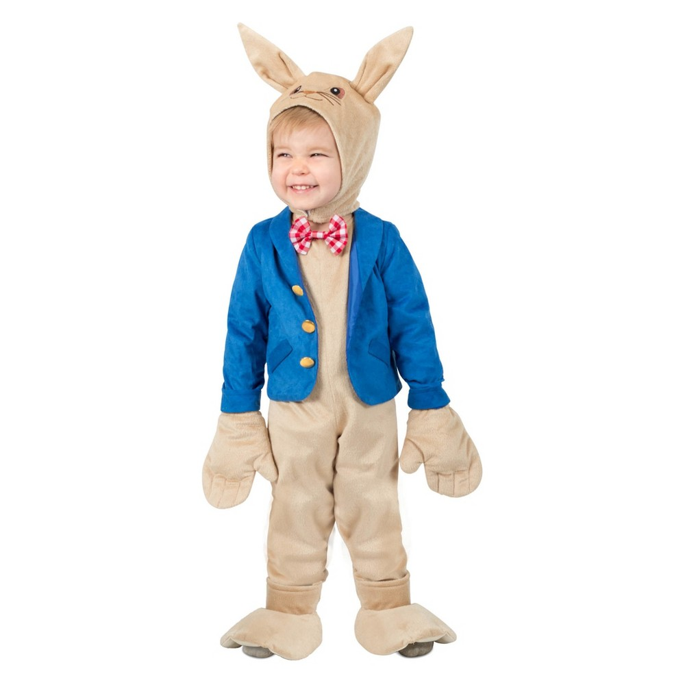 Best Toddler Kids Preston The Rabbit Halloween Costume 12 18M Toddler Boy Multicolored