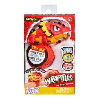 Little Live Wraptiles - Lizzagon
