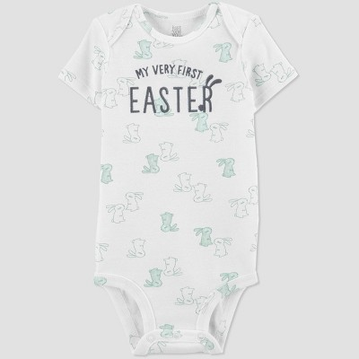 Baby 'My First Easter' Bodysuit - Just One You® made by carter's Blue