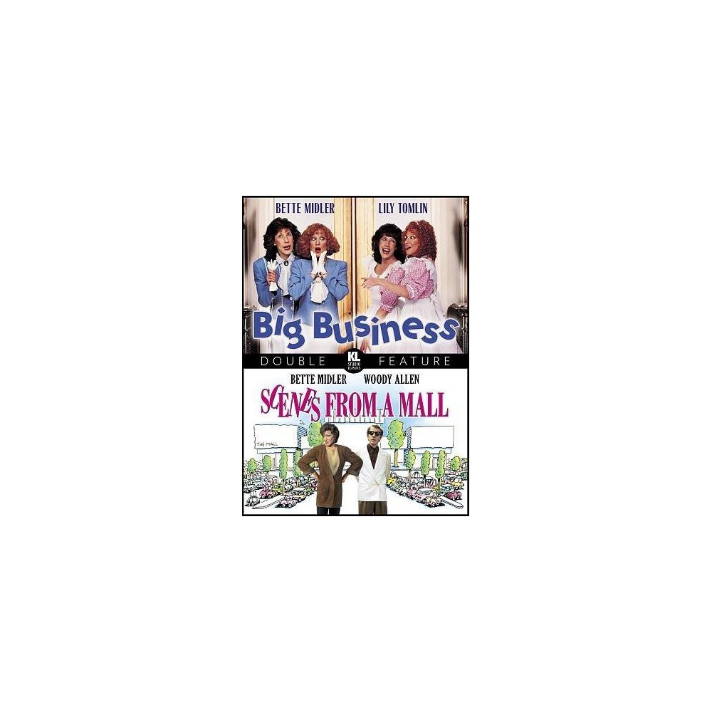 Big Business/Scenes From A Mall (Dvd)