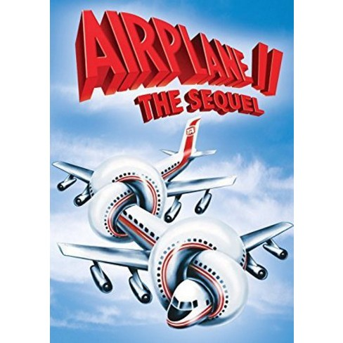 Airplane II: The Sequel (DVD) - image 1 of 1